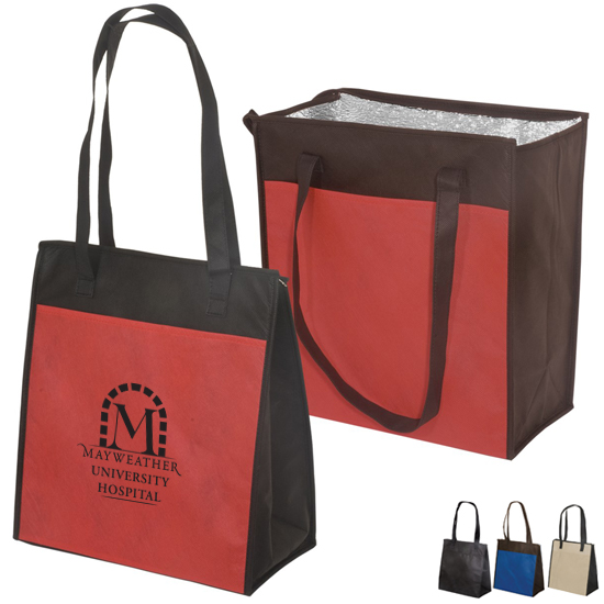 Insulated Grocery Tote