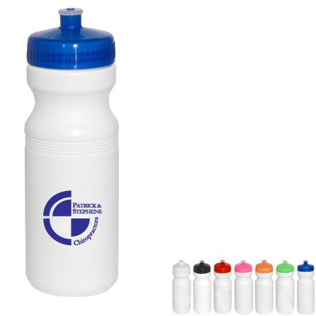Eco Safe Large Water Bottle, 24oz., BPA Free