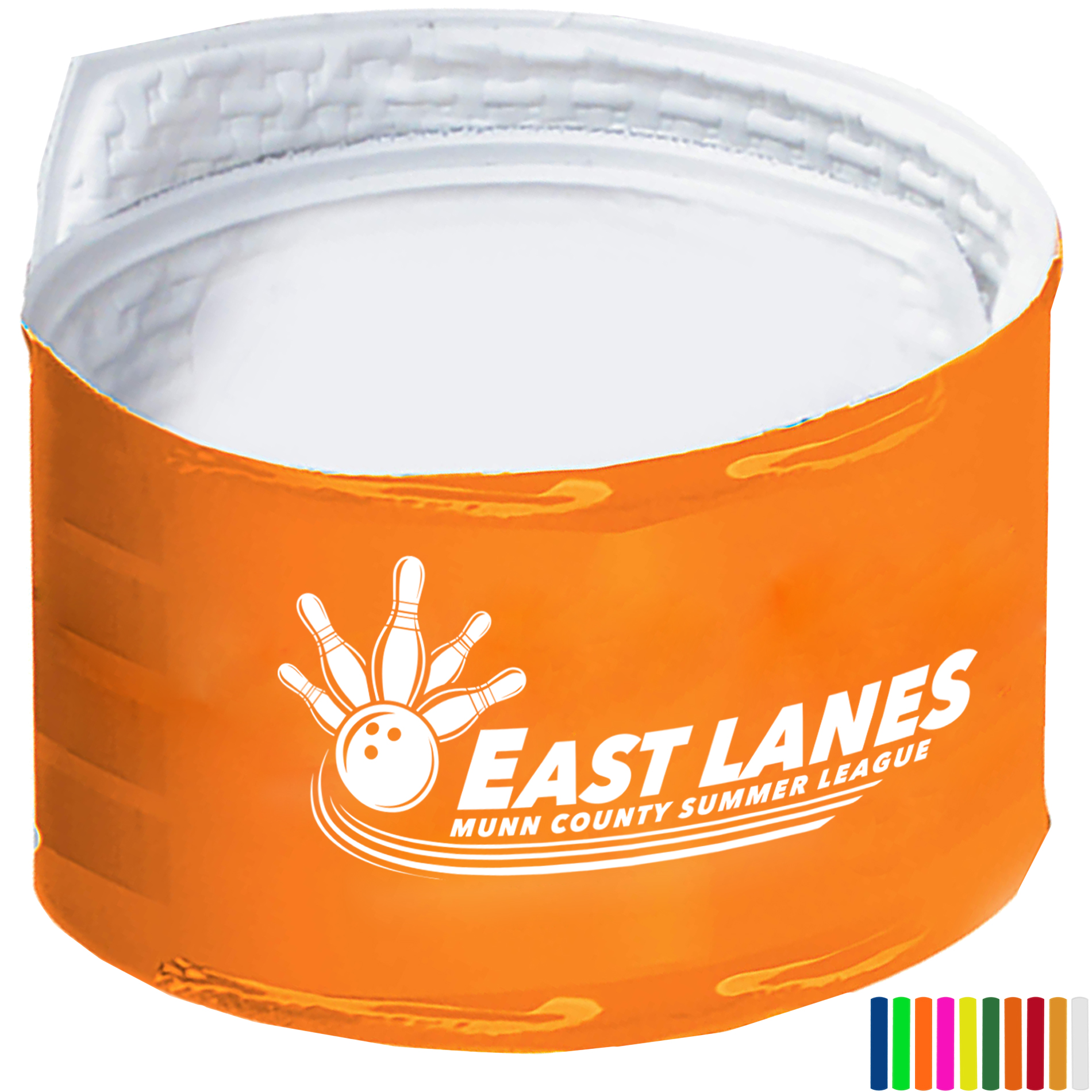 Reflective Safety Slap-Wrap® Wristband
