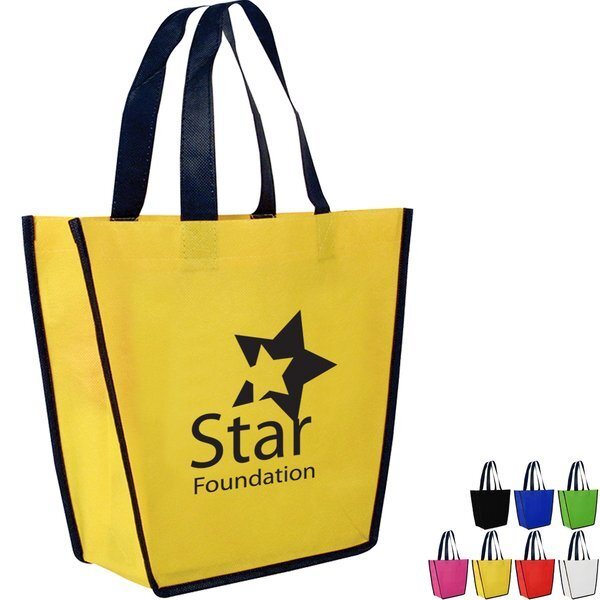 Fiesta Non-Woven Gift Bag, Full Color
