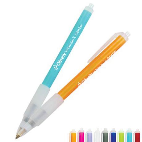 BIC® Clic Stic® Ice Grip Retractable Pen
