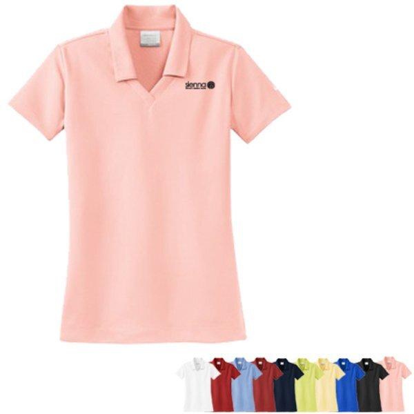 NIKE GOLF - Ladies Dri-FIT Micro Pique Sport Shirt