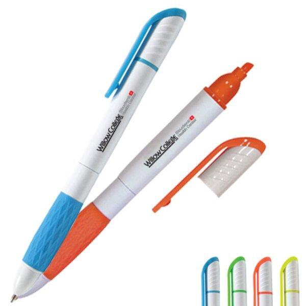 Pen/Highlighter Combo - Full Color