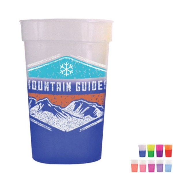 Mood Stadium Cup, 17oz. w/ Full Color Imprint