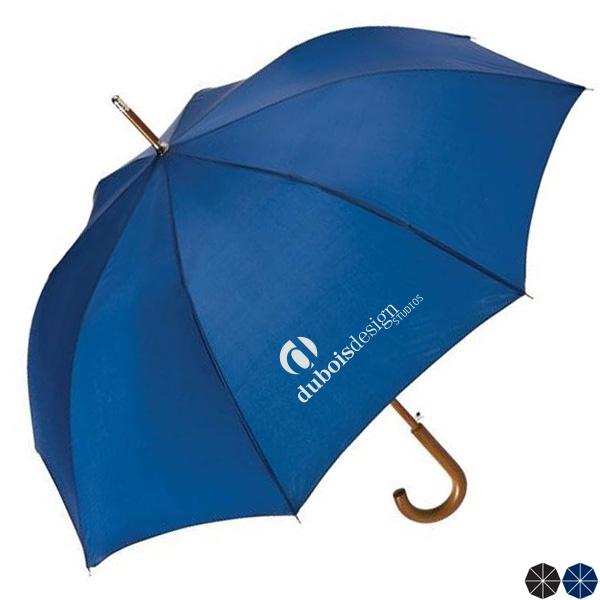 "totes® Automatic Stick Umbrella, 48"" Arc"