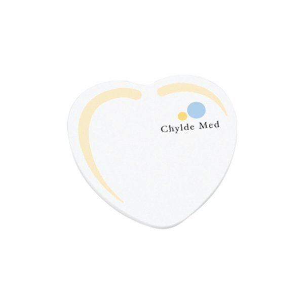 Post-it® Custom Printed Die-Cut Notes - Heart Shape