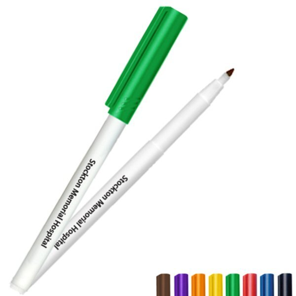 Low Odor Fine Point Dry Erase Marker
