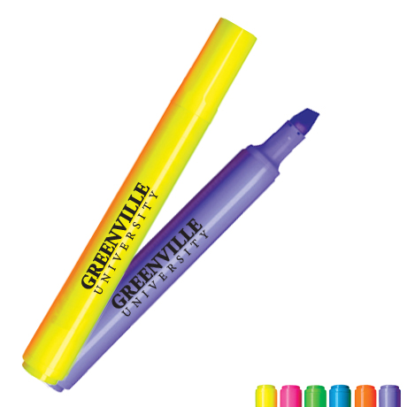 Brite Spots® Fluorescent Broadline Highlighter