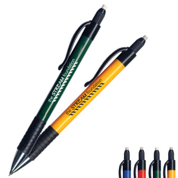 Rubber Grip Mechanical Pencil