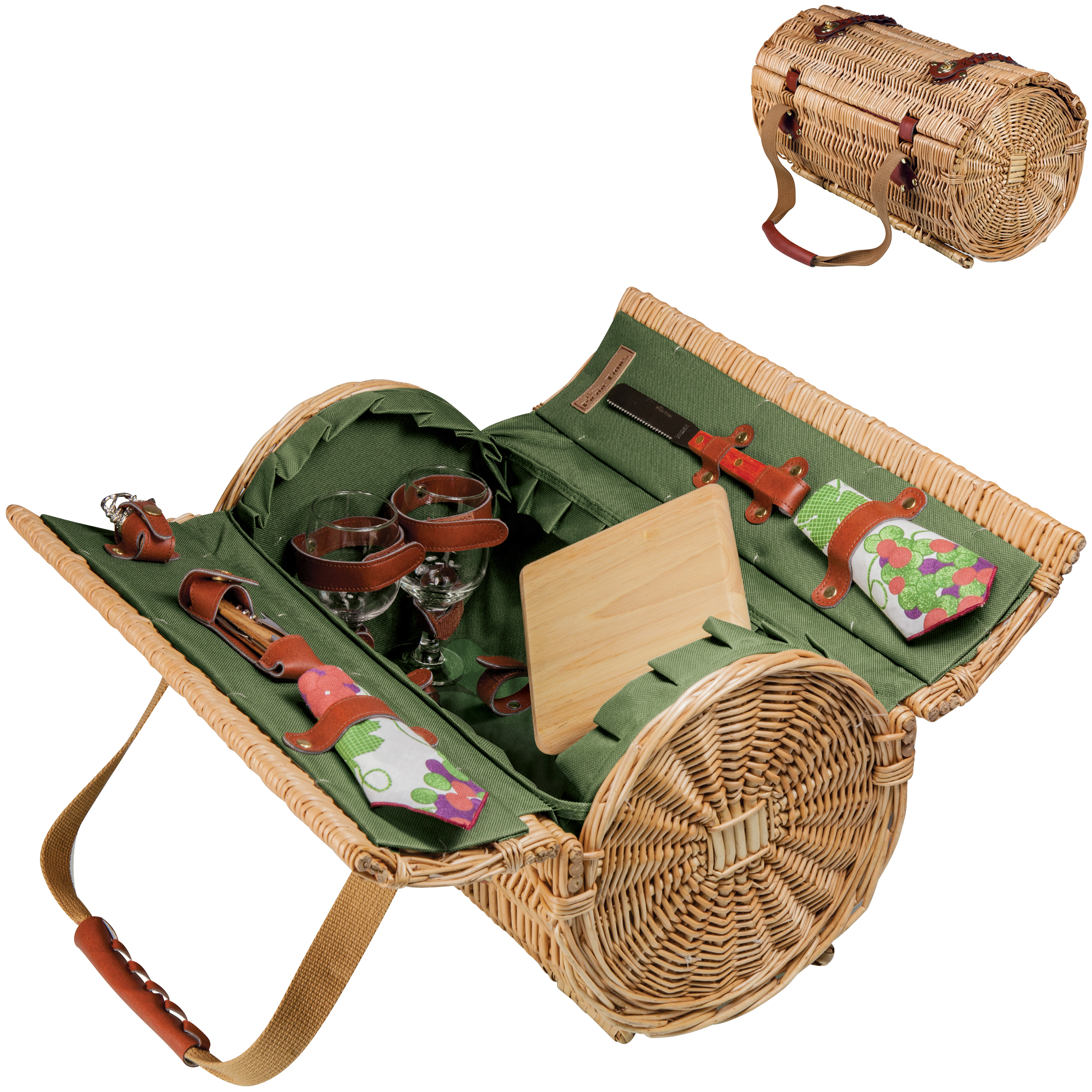 Verona Picnic Basket Set