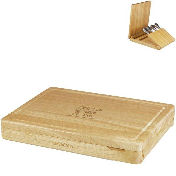 Asiago Cheese Board Set