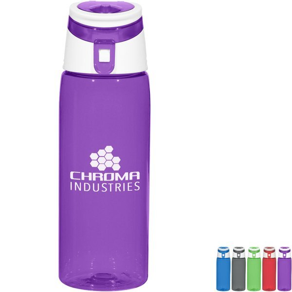Atlantic Tritan™ Flip Top Sport Bottle, 24oz.