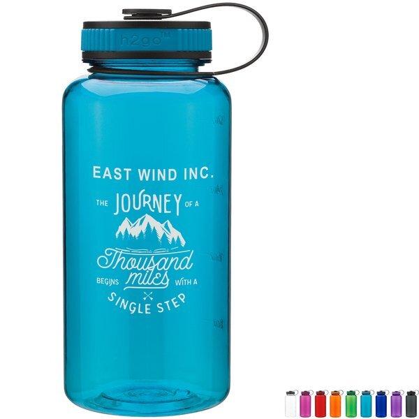 Malibu Tritan™ Wide Mouth Sports Bottle, 34oz.