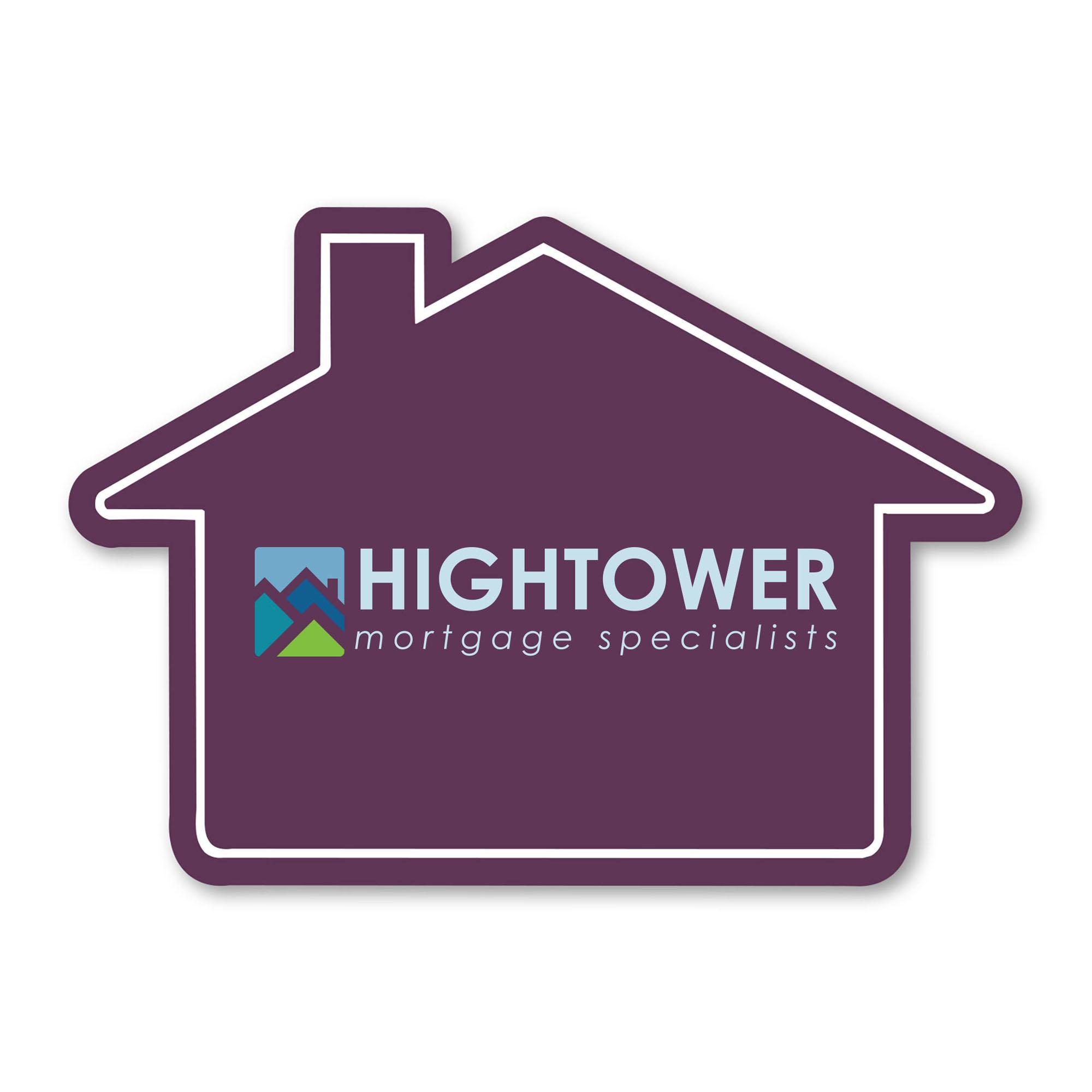 House Shape Magnet, Large