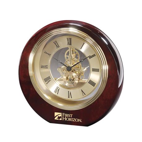 Articulation Wood Clock