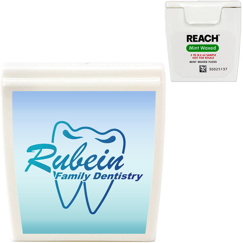 Reach® Dental Floss - Full Color