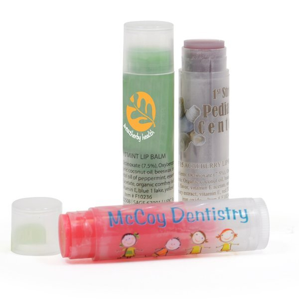 Super Fruit Flavor Lip Balm