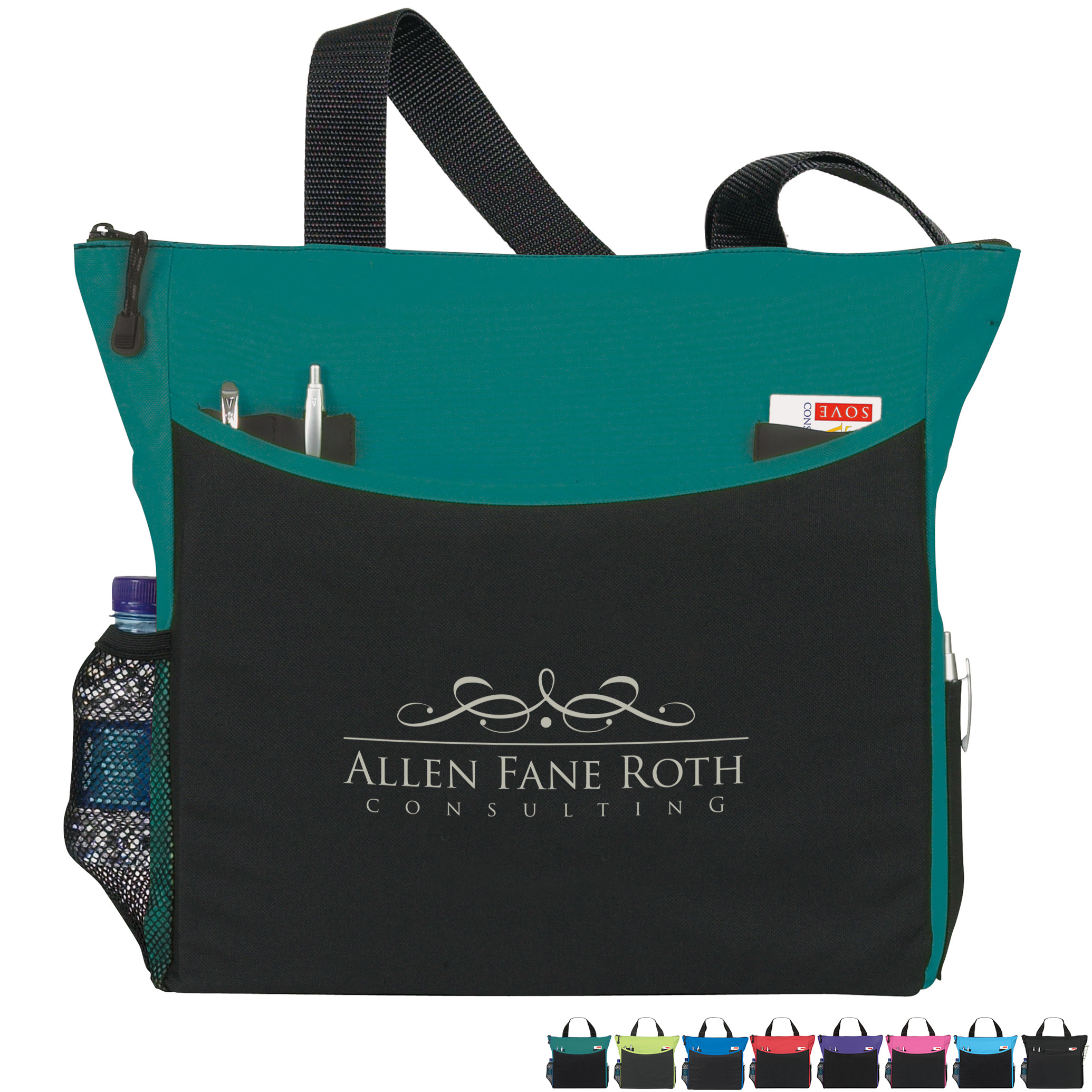 TranSport It Polycanvas Classic Tote Bag