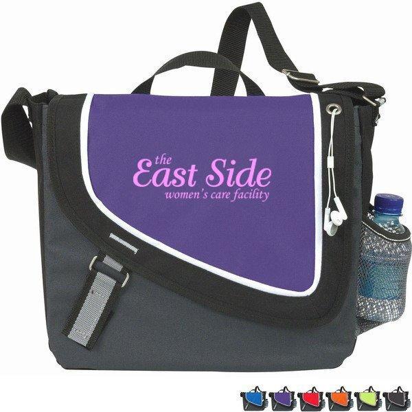 In Step Polycanvas Messenger Bag