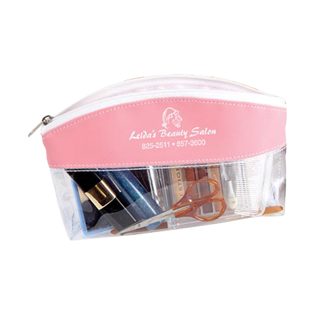 Clearly Smart Cosmetic Bag