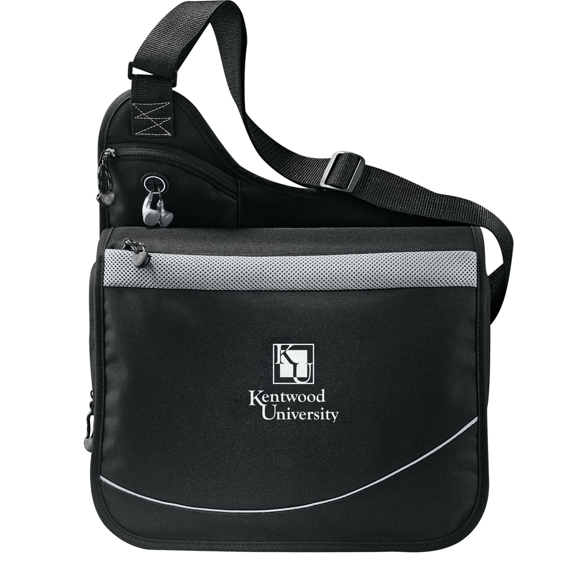 Incline Urban 600D Messenger Bag
