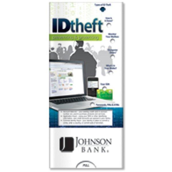 Identity Theft Pocket Sliders™