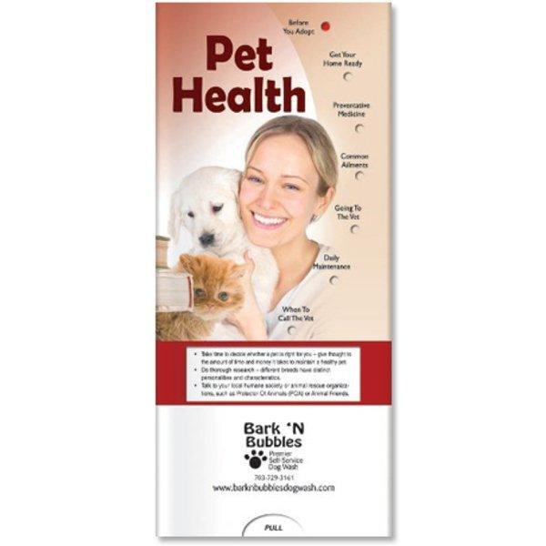 Pet Health Pocket Sliders™