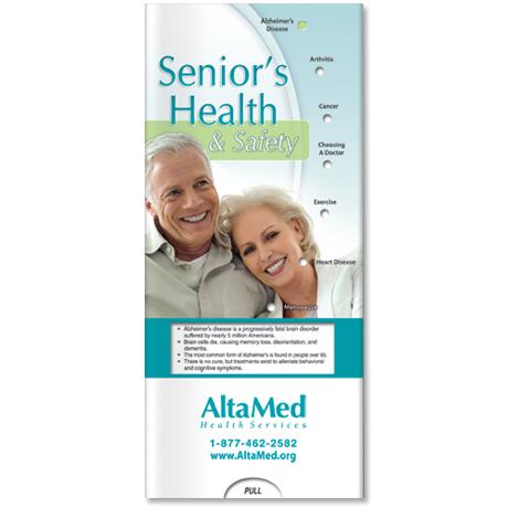 Senior's Health and Safety Pocket Sliders™