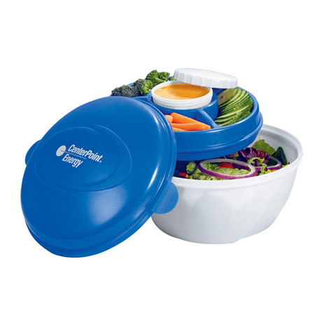 Cool Gear® Deluxe Salad Express Kit
