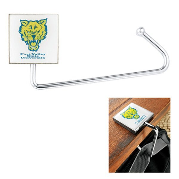 Foldable Metal Bag Hook