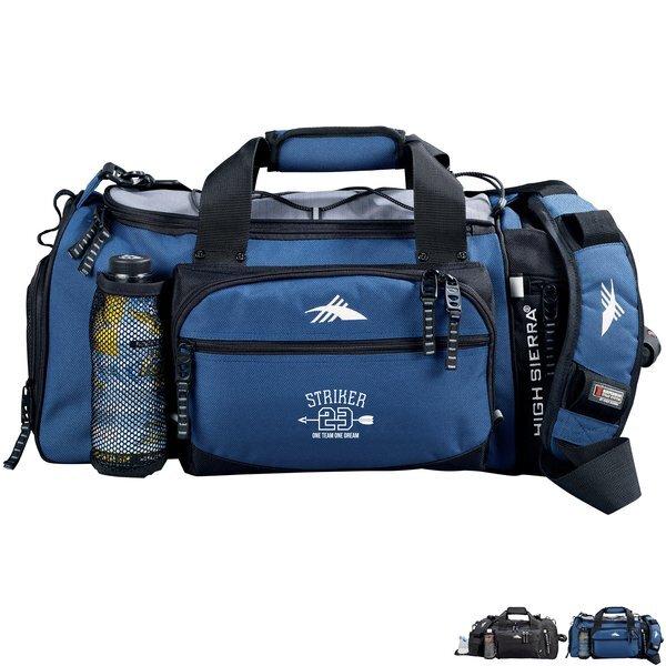 High Sierra® Polycanvas Water Sport Duffel Bag
