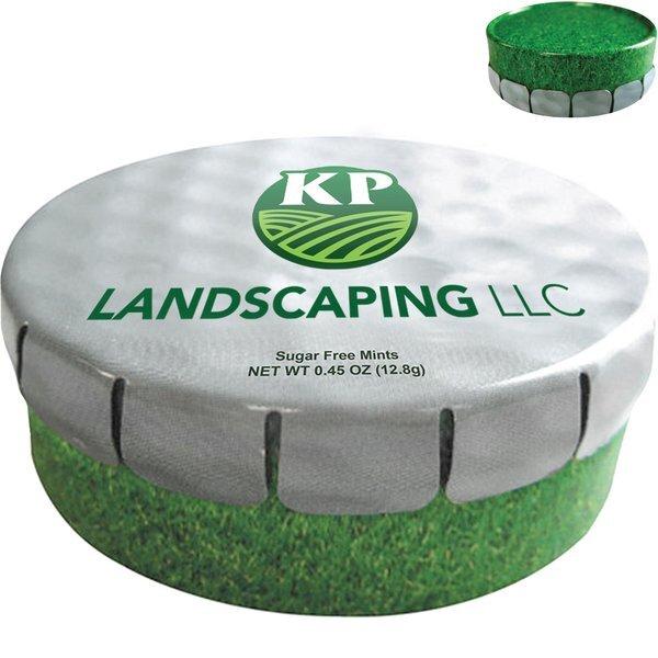 Golf Themed Sugar Free Mints