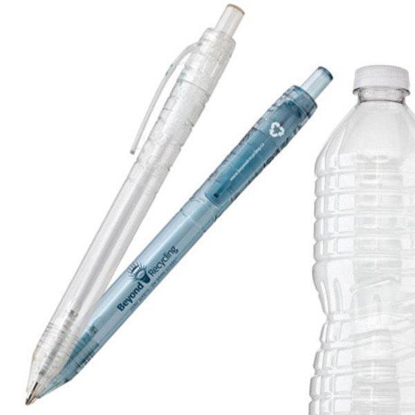 Aqua Ballpoint Pen, 80% Recycled