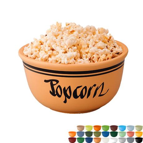 Ceramic Popcorn Bowl, 2 qt.