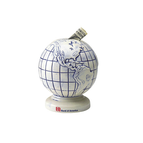 Ceramic World Globe International Bank