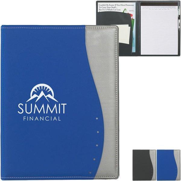 Wave Silver Accents Portfolio