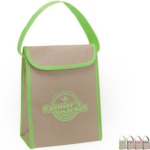V Natural™ Kraft Lunch Bag