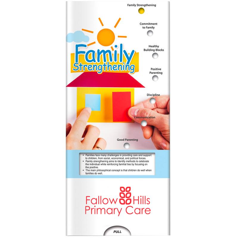 Family Strengthening Pocket Sliders™