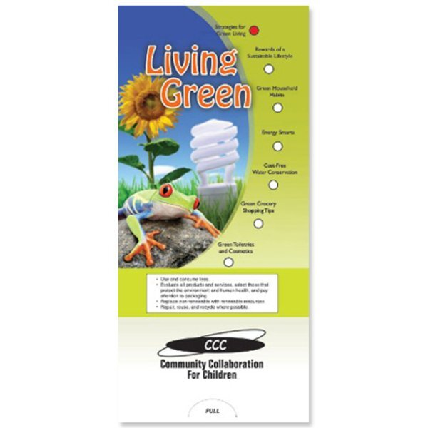 Living Green Pocket Sliders™