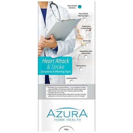 Stroke & Heart Attack Pocket Sliders™