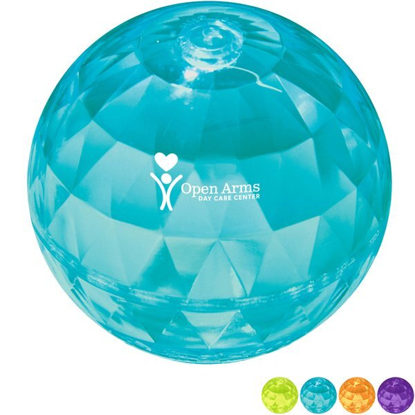 Hi-Bounce Diamond Ball
