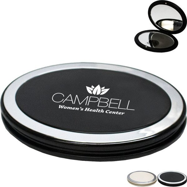 Charisma Oval Compact Mirror