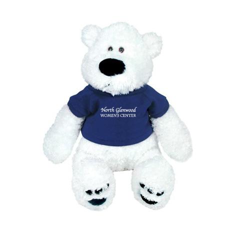 """Francis Gund® Plush Bear, 12"""""""
