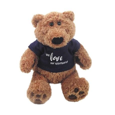 "Lou Gund® Plush Bear, 12"""