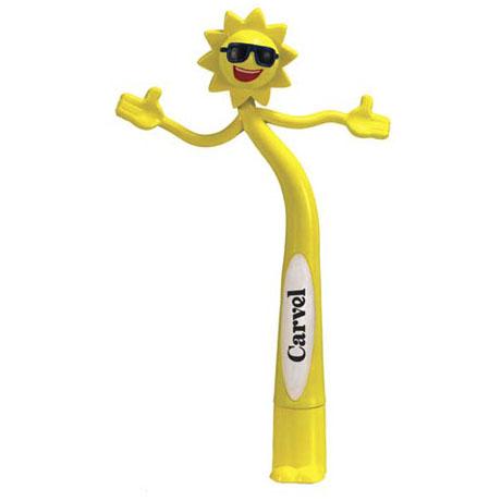 Sun Bendy Pen