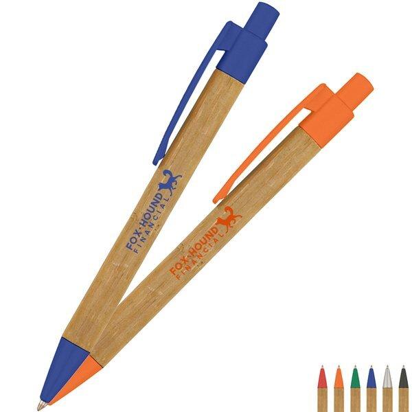Kung Fu Bamboo Pen