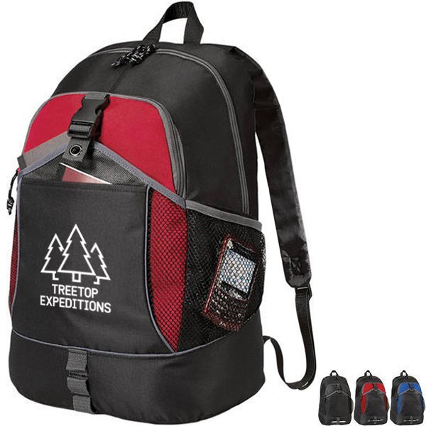 Adventure 600D Backpack