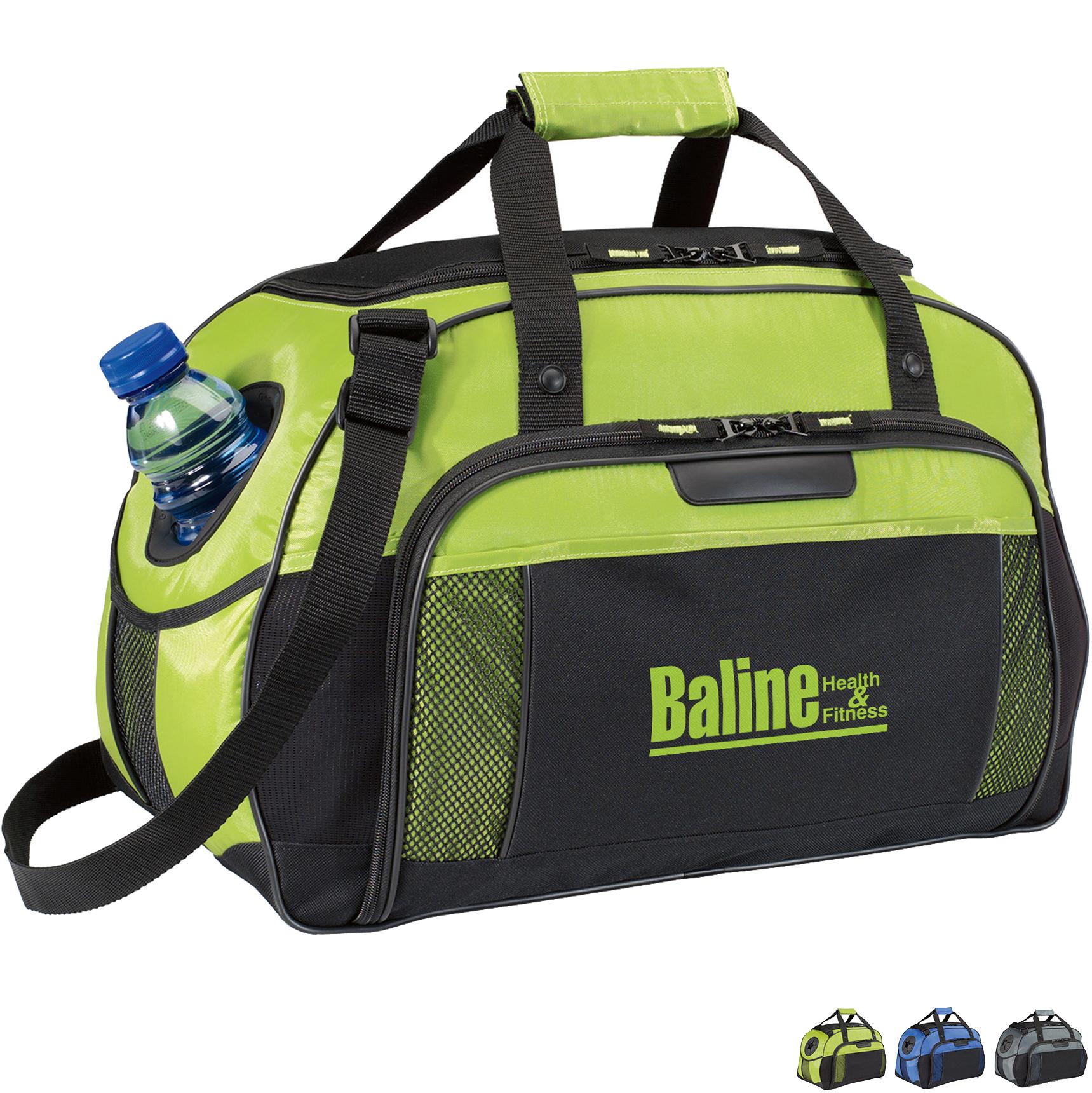 "Ultimate 600D Sport Bag, 18-1/2"""