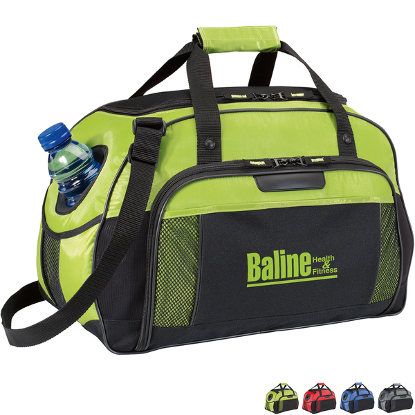 Ultimate 600D Sport Bag, 18-1/2""