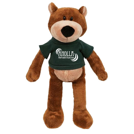 Bear Wild Bunch Plush, 11""